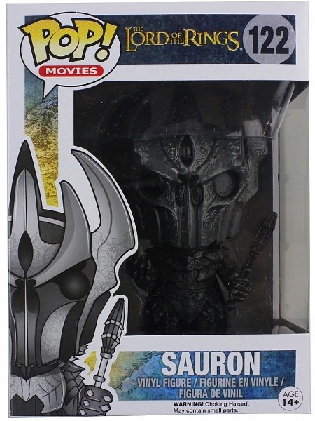 Funko POP #122 The Lord of the Rings Sauron Figure